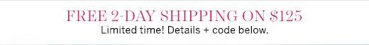 Shipping Banner