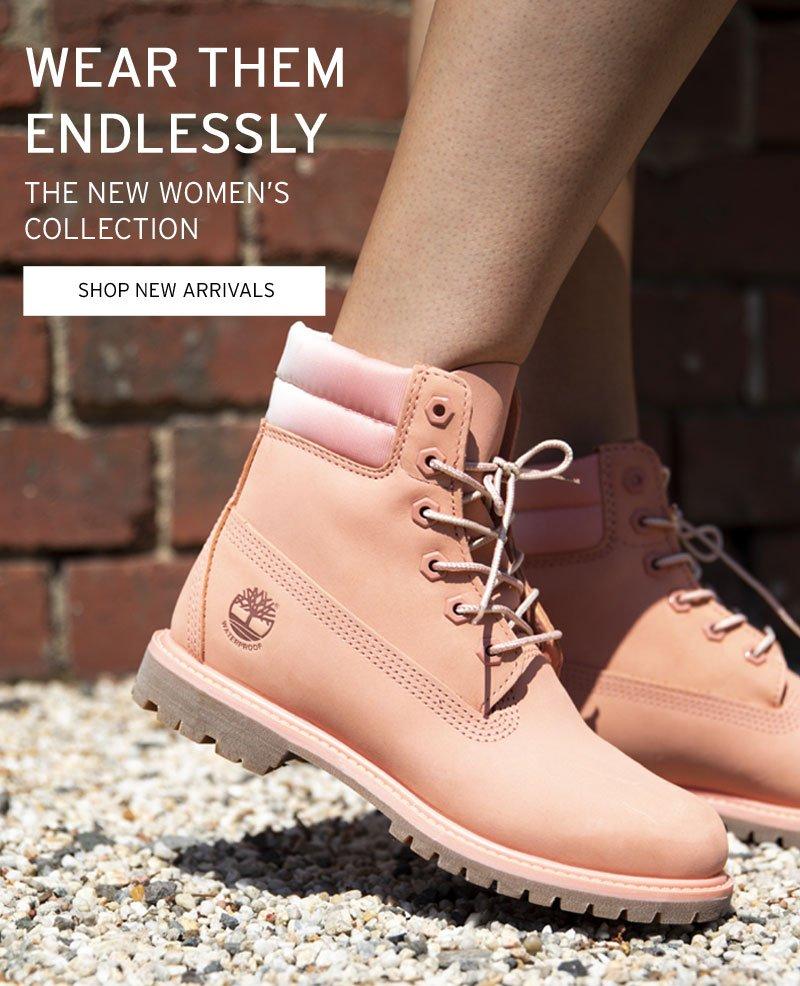 c9d244de407d Timberland AU  New Women s 6-Inch Boots in Fresh Summer Colours ...