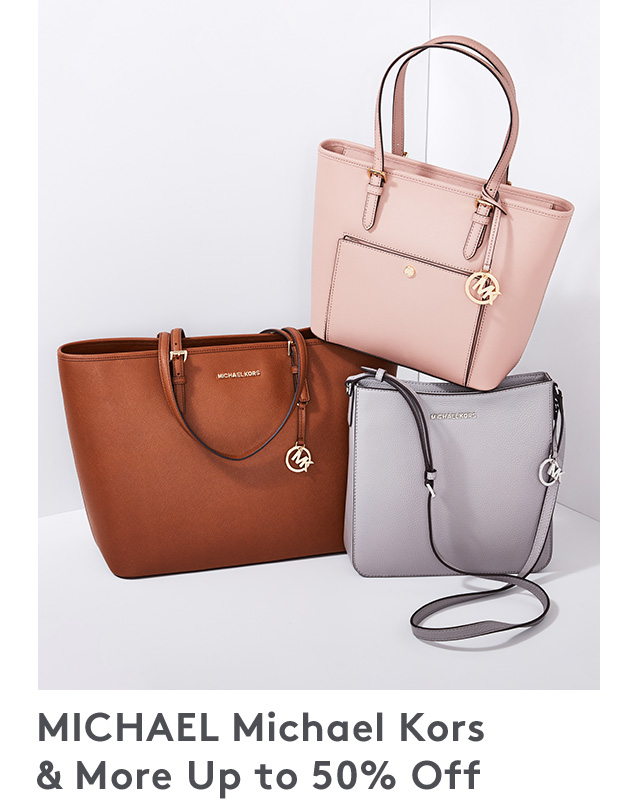 MICHAEL Michael Kors & More Up to 50% Off