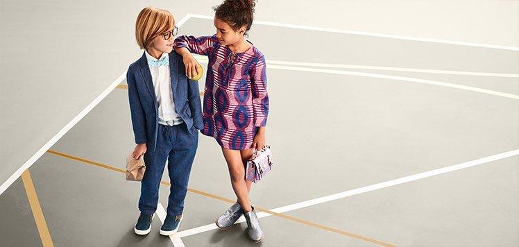 Designer Dress-Up With Oscar de la Renta