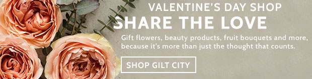 Share the love with the Valentine's Day Shop!