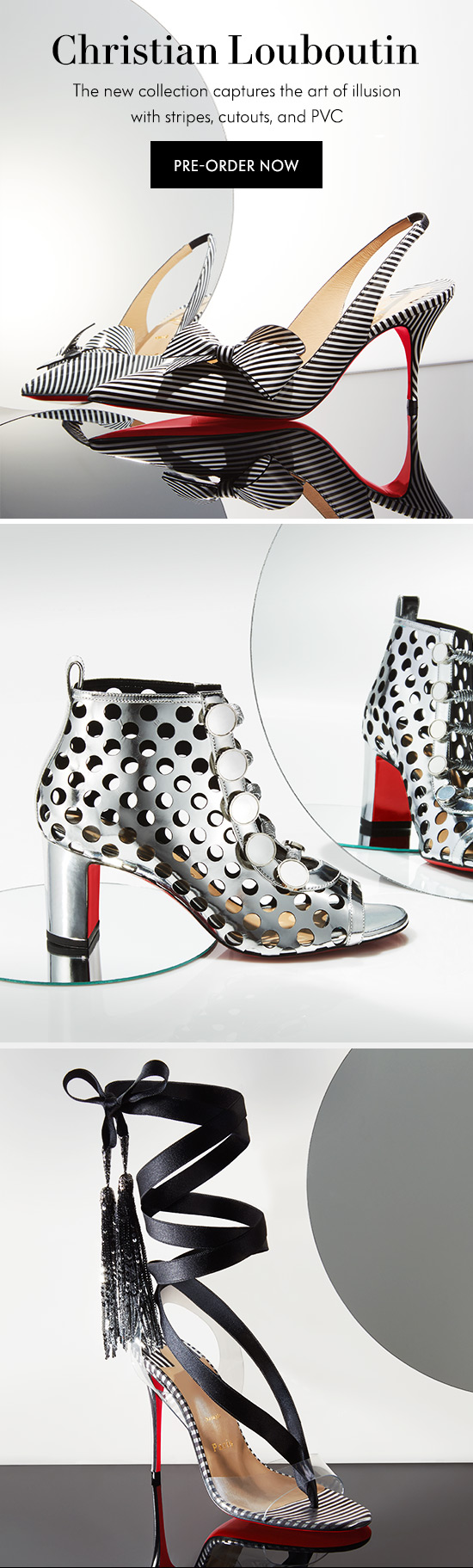 Pre-Order Christian Louboutin Shoes