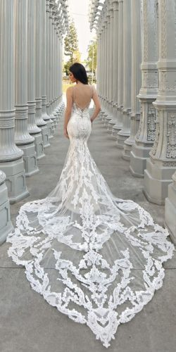 Weddingforward Posts From 30 Mermaid Wedding Dresses You Admire For 02 09 2019 Milled