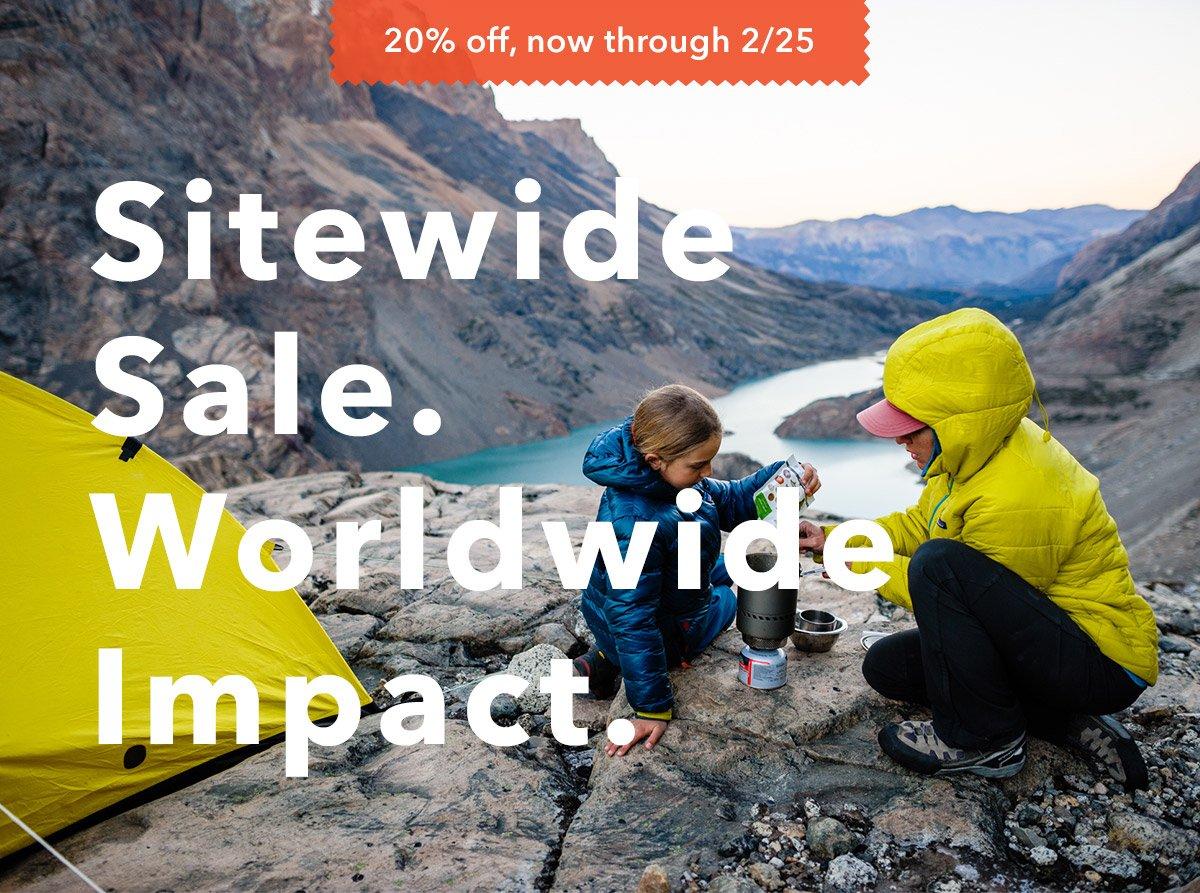 Save 20% through February 25th