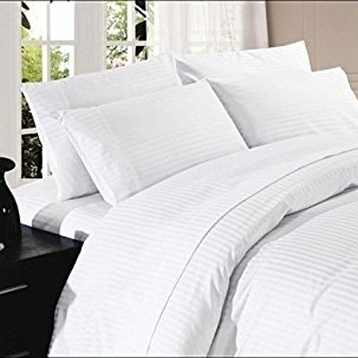 4 Piece Set: Ultra Soft 1800 Series Bamboo-Blend Bedsheets in 9 Colors