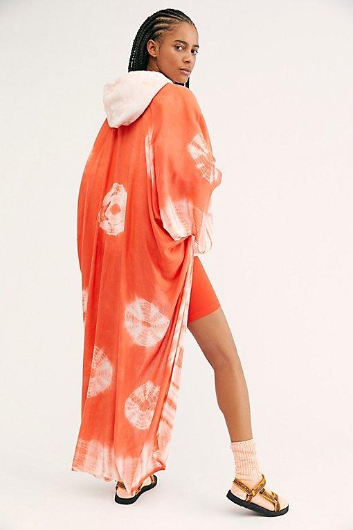 Spellbound Tie Dye Kimono