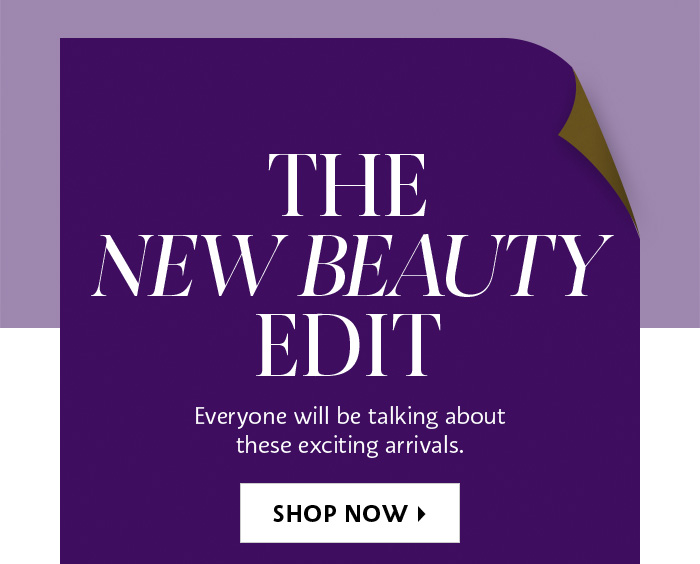 The New Beauty Edit
