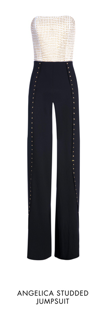 ANGELICA STUDDED JUMPSUIT