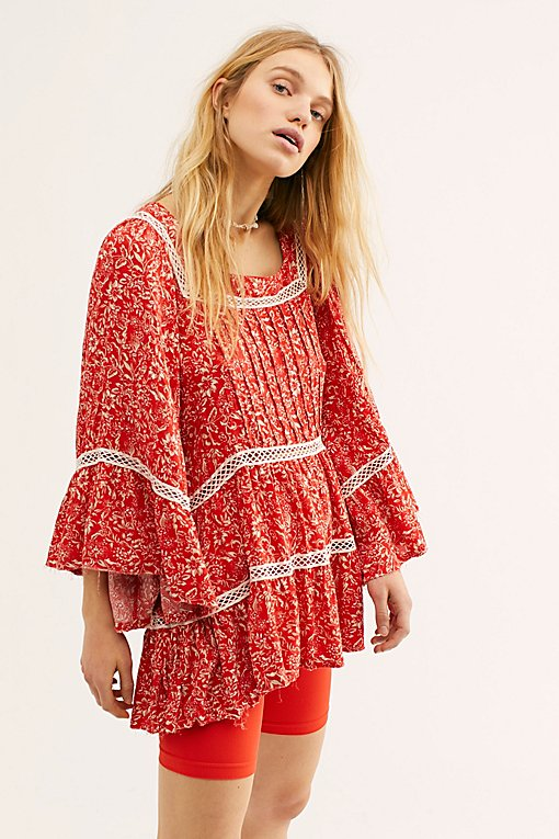 Talk About It Tunic