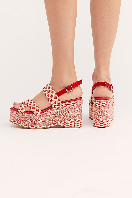 Dolce Platform Wedge