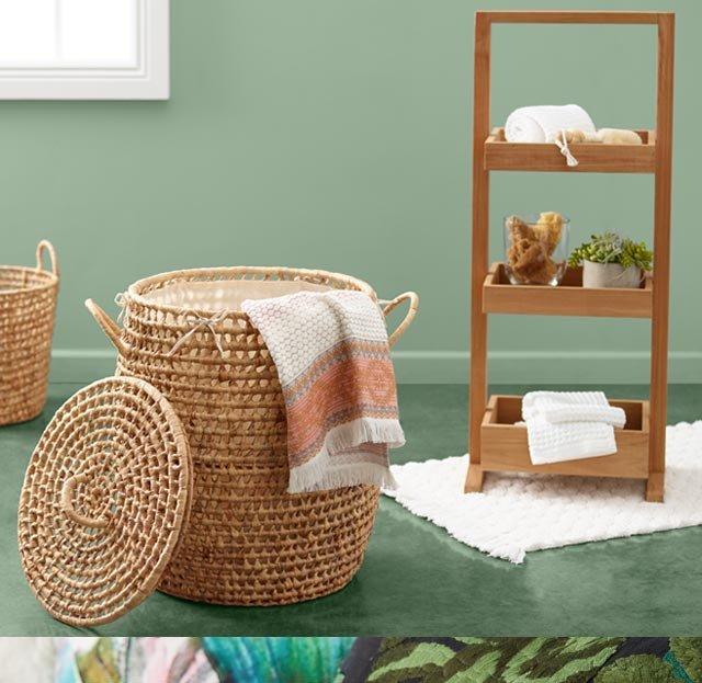 Save 20% All Bath Furniture & Hampers›
