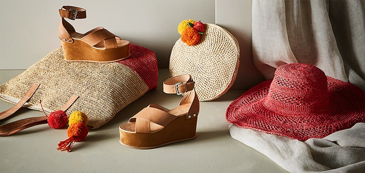 The Vacation Shoes & Extras Shop