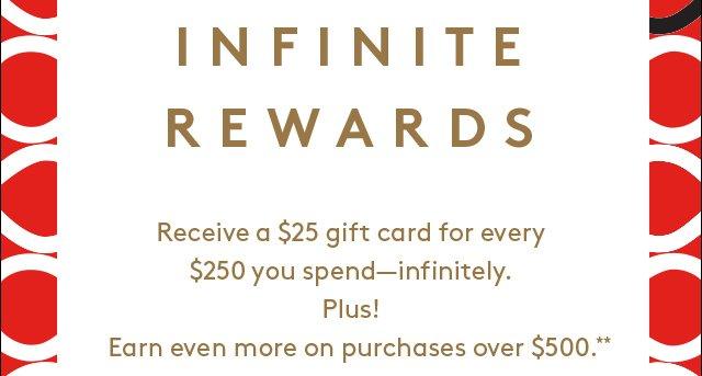 Infinite Rewards ends today.
