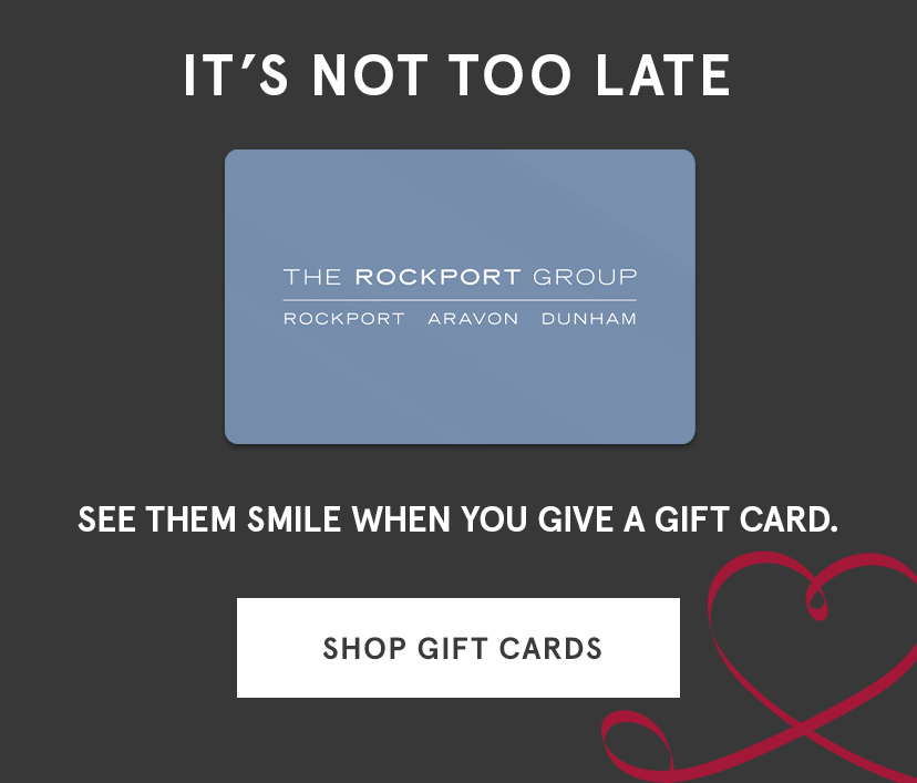 It's not too late for gift cards!