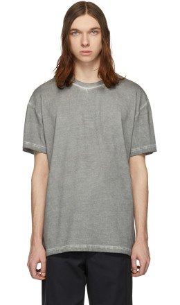 A-Cold-Wall* - Grey Bracket T-Shirt