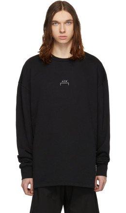 A-Cold-Wall* - Black Bracket Sweatshirt