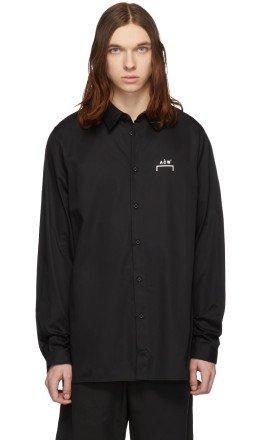 A-Cold-Wall* - Black Bracket Shirt