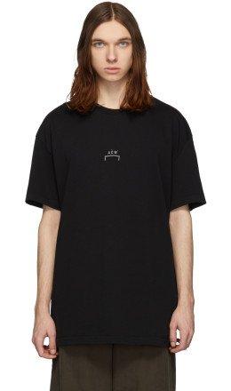 A-Cold-Wall* - Black Bracket T-Shirt
