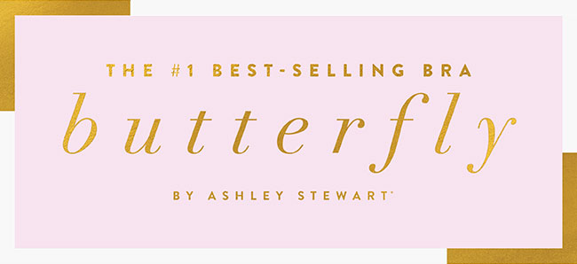 #1 Best selling bra. Butterfly. - Shop Now