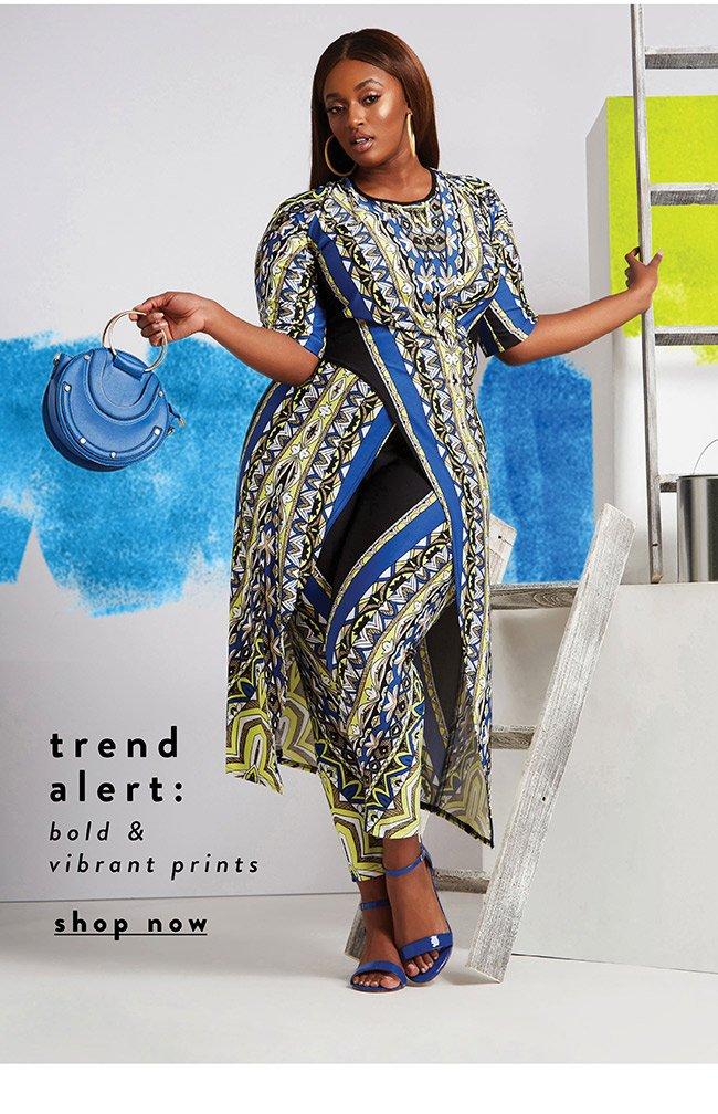 Trend alert: bold and vibrant prints - Shop Now