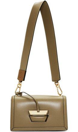 Loewe - Taupe Barcelona Bag