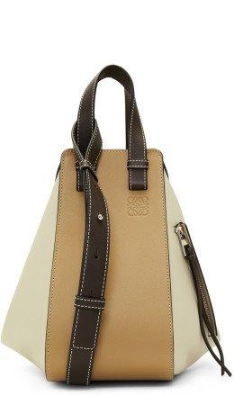 Loewe - Brown Small Hammock Bag