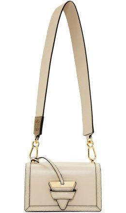Loewe - Beige Small Barcelona Bag