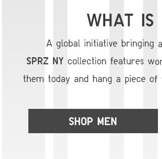 SPRZ NY - SHOP MEN