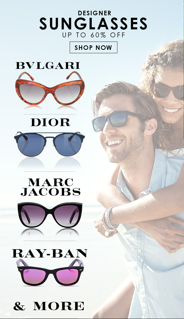 LAST CHANCE: SUNGLASSES BLOWOUT