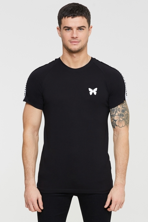 Variance Black T-shirt