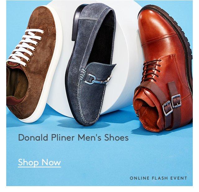 Donald Pliner Men's Shoes | Shop Now | Online Flash Event