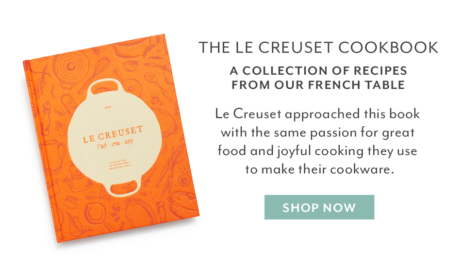 The Le Creuset Cookbook