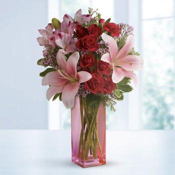 Teleflora's Hold Me Close Bouquet