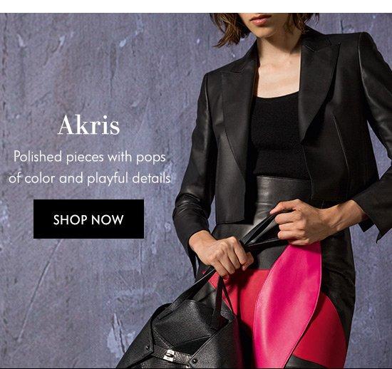 Shop Akris