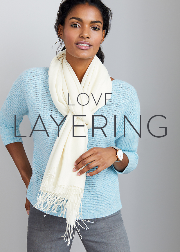 42c26a8029b Pure Collection  The Art Of Layering