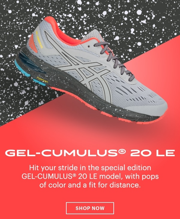 ASICS Outlet: Just In! GEL-CUMULUS® 20