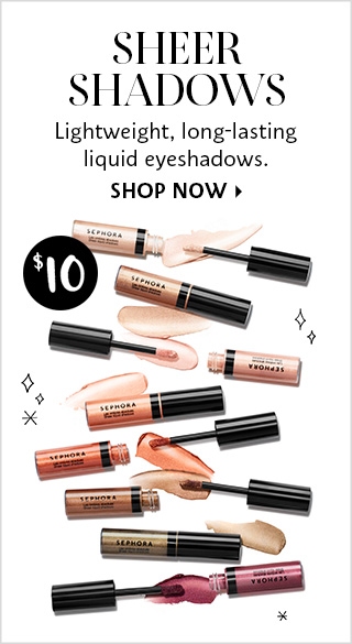 Shop Now Sheer Shadows