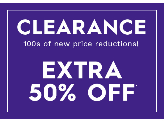 04c6404b469 Clearance 100s of new price reductions! All Clearance