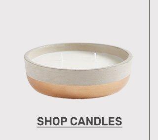 Shop candles.