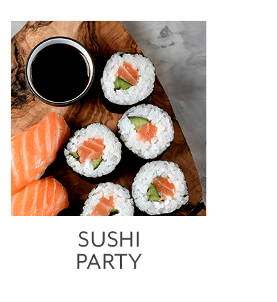 Class - Sushi Party