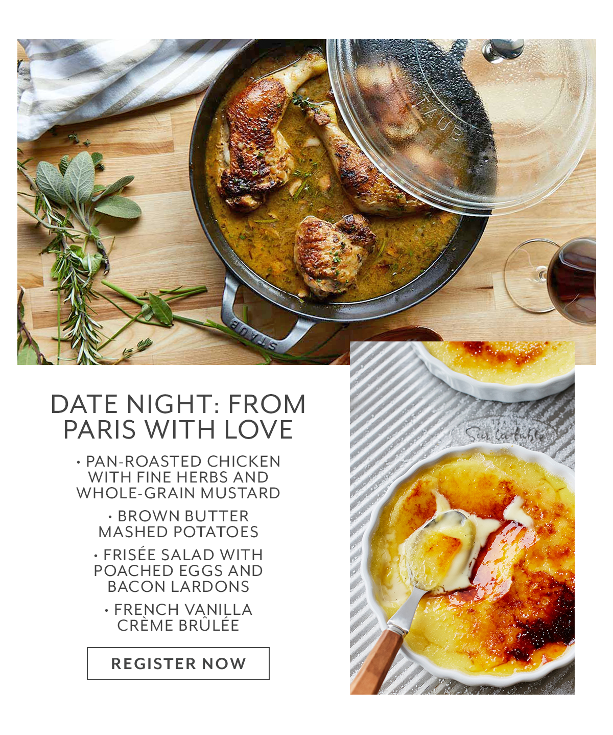 Class - Date Night • From Paris with Love