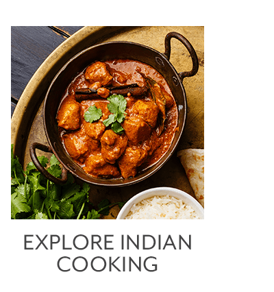Class - Explore Indian Cooking