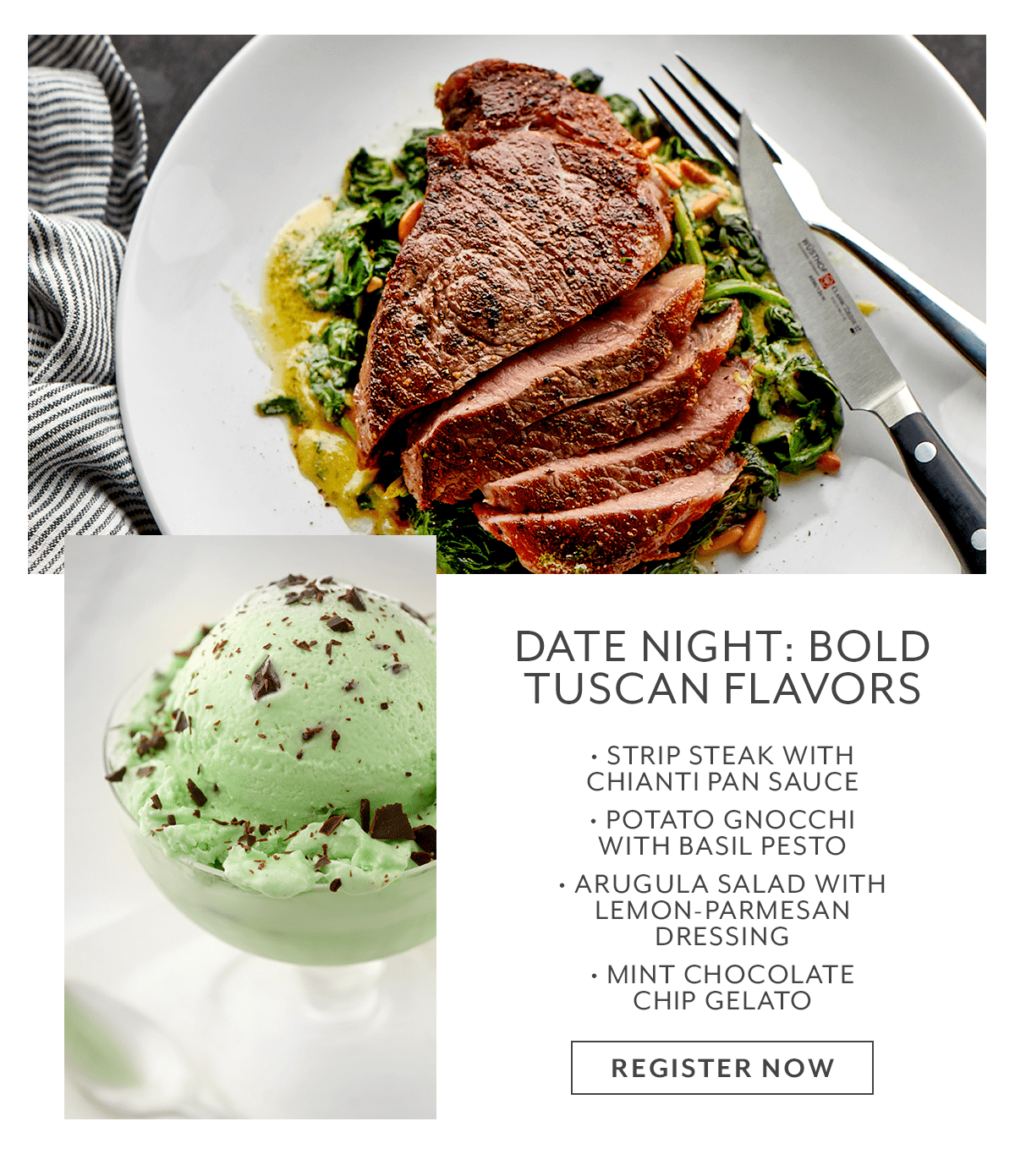 Class - Date Night • Bold Tuscan Flavors