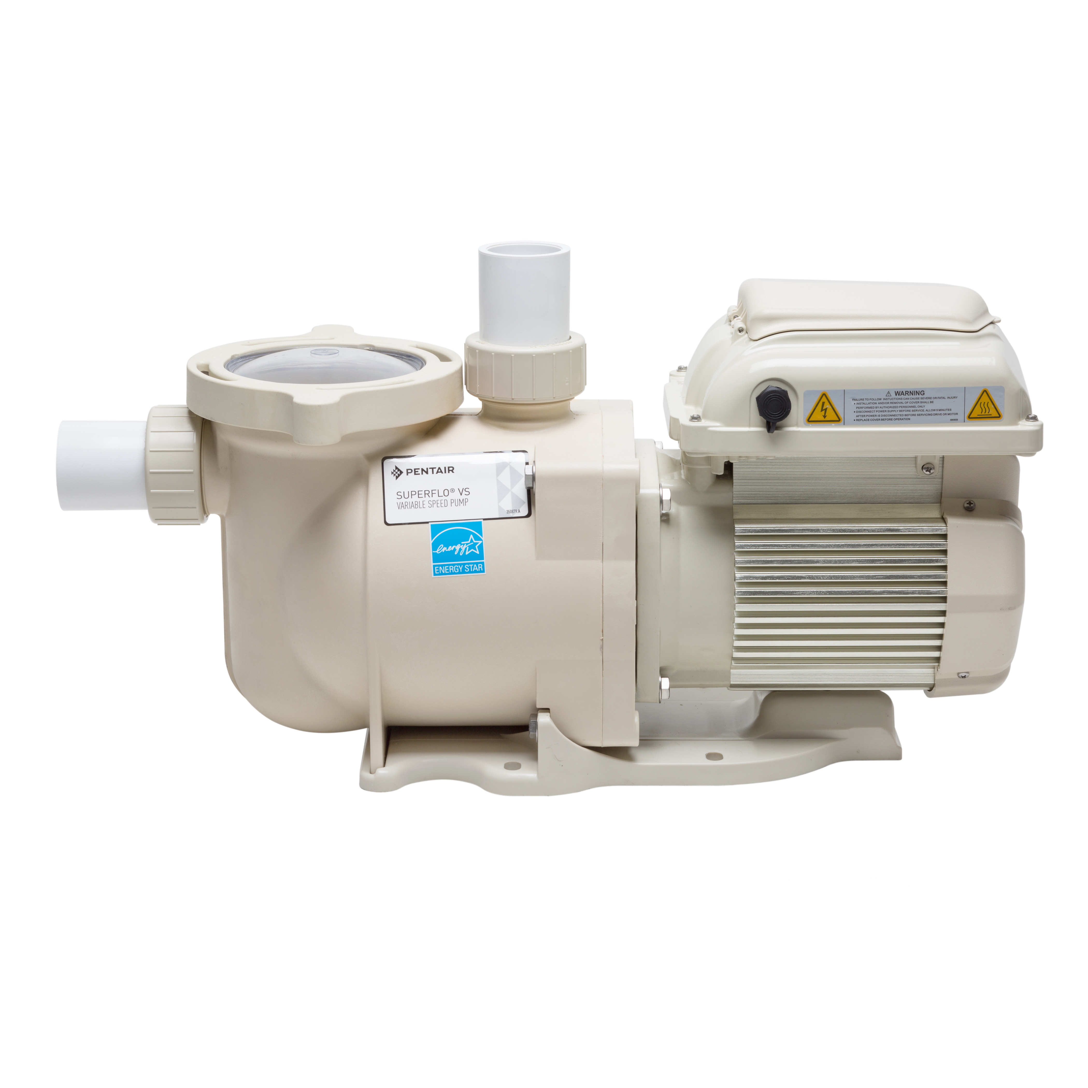 Pentair 342001 SuperFlo VS Energy Efficient Variable Speed Pool Pump