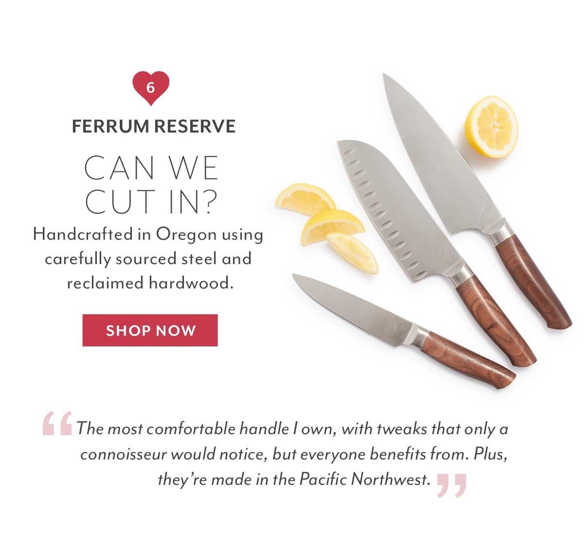 Ferrum Reserve