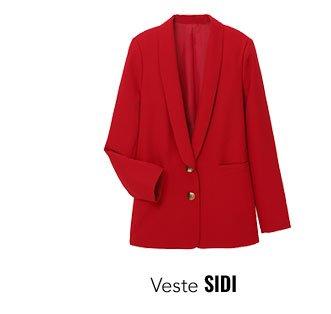 Veste Sidi