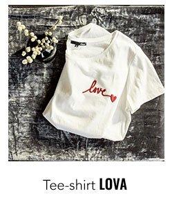 Tee-shirt Lova