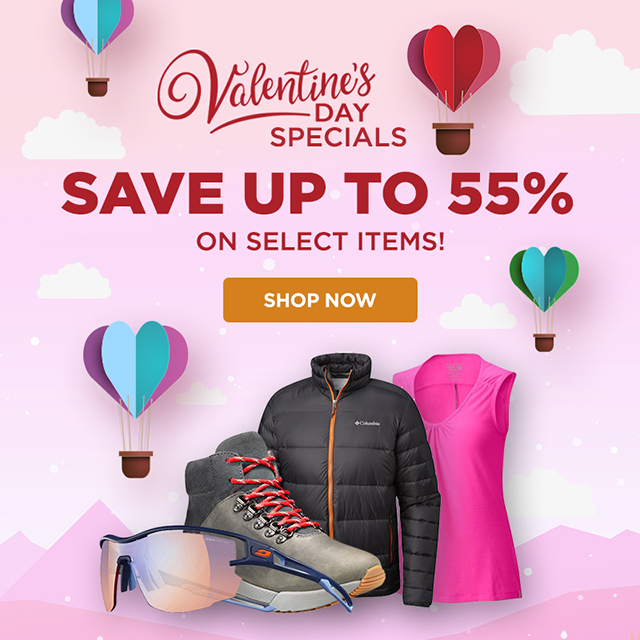 729f7efbd3 Sunny Sports  Valentine s Day Specials  Save Big On Select Items ...