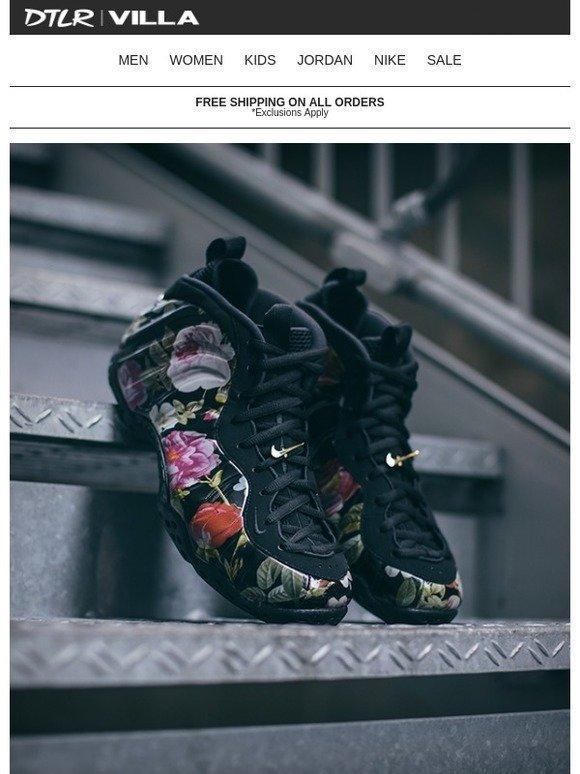 d0940526e43084 VIlla  Nike Air Foamposite One