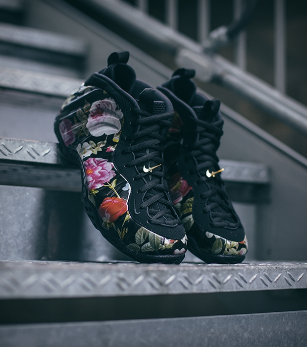 2019 Nike Air Foamposite One Doernbecher Challenge Red ...